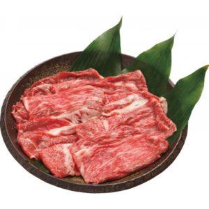 神戸牛 牛肉 すき焼き用モモ(400g)_02