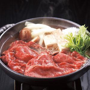 神戸牛 牛肉 すき焼き用モモ(400g)