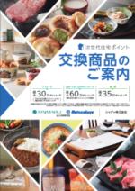 大丸松坂屋百貨店 次世代住宅ポイント 商品カタログ