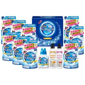 【ライオン】トップスーパーナノックス洗剤セット_5000