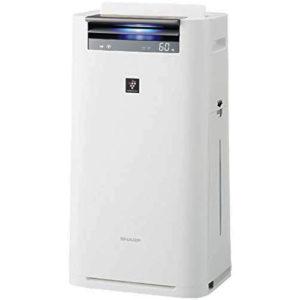 【シャープ】加湿空気清浄機 KI-JS50-W
